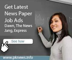 Pknews Job Ads website